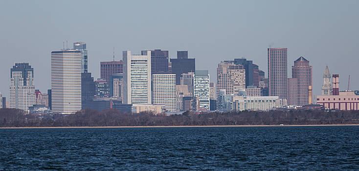 Financial District Boston by Brian MacLean