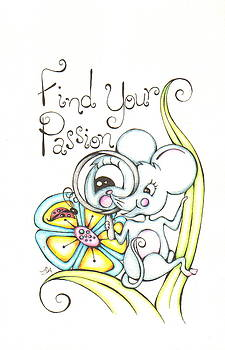 Find Your Passion by Adrienne Allen