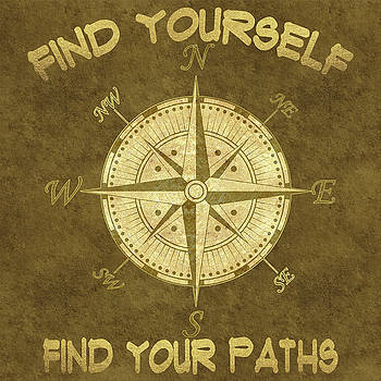 Find Yourself Find Your Paths by Georgeta Blanaru