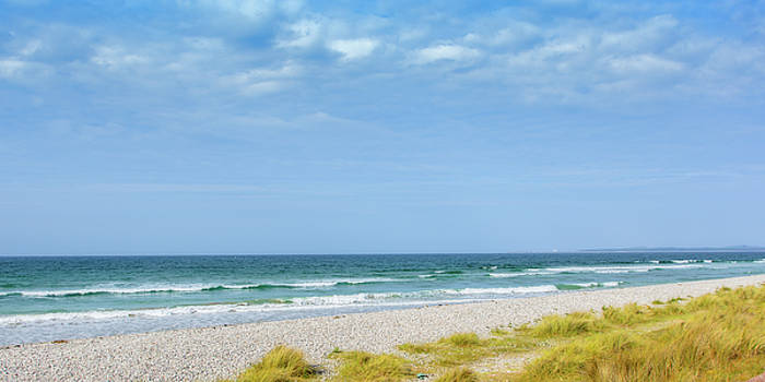 Findhorn Bay by Tylie Duff