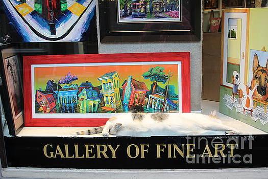 Chuck Kuhn - Fine Art Gallery New Orleans