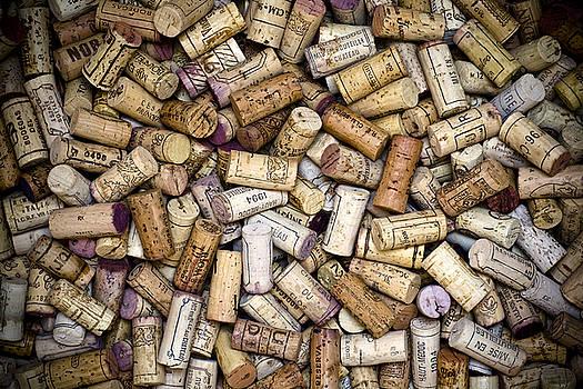 Fine Wine Corks by Frank Tschakert