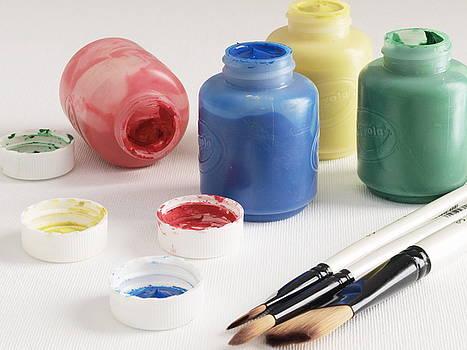 Finger Paint by Valerie Morrison