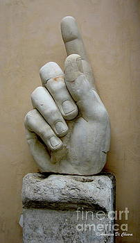 FINGER -Rome by Italian Art