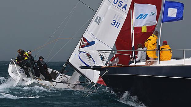 Steven Lapkin - Finish at Key West
