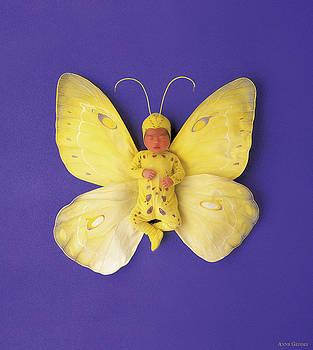 Anne Geddes - Fiona Butterfly