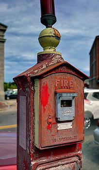 Matt Swinden - Fire Alarm Box 375