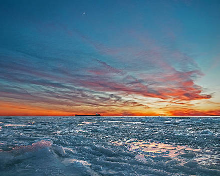 Fire And Ice by Dale Hall