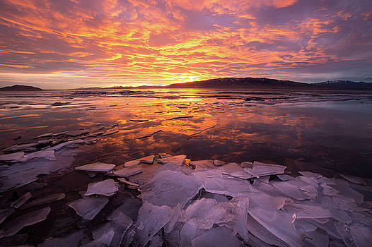 Fire and Ice by Wesley Aston