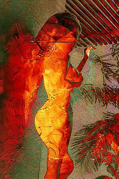 Fire Angel by Andrea Barbieri