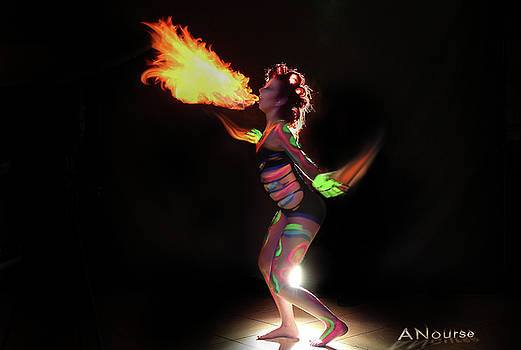Fire Blowin by Andrew Nourse