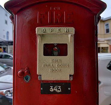 Matt Swinden - Fire Box 342