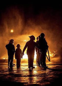 Fire Burn by Arisha Singh
