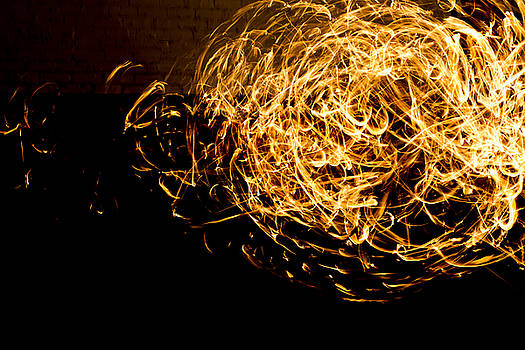 Fire Dancer by Toni Thomas