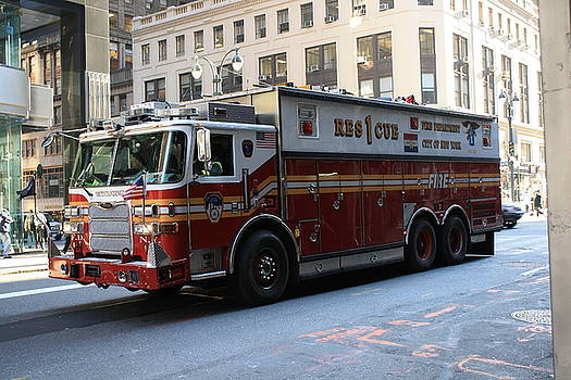 Fire Department by Florian Wuerrer