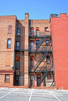 Walter Oliver Neal - Fire Escape