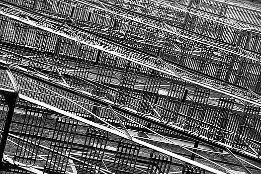 Fire Escapes by Eunice Gibb