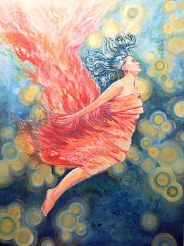 Fire Flight by Teresa Carter