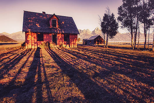 Fire house by Vincent James