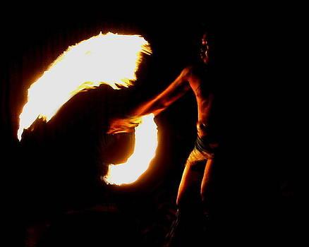Diane Merkle - Fire Hula