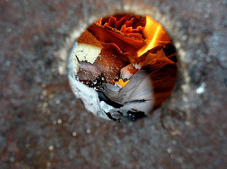 Fire In The Hole by Tina Antoniades