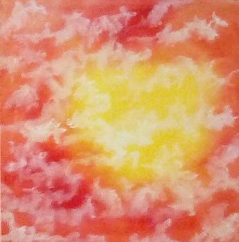 Fire in the Sky by Jim Saltis