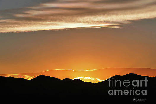 Fire in the Sky by Michele Penner