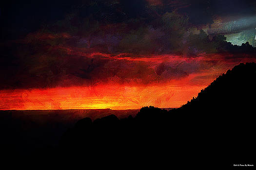 Fire in the Sky by Michelle Gross