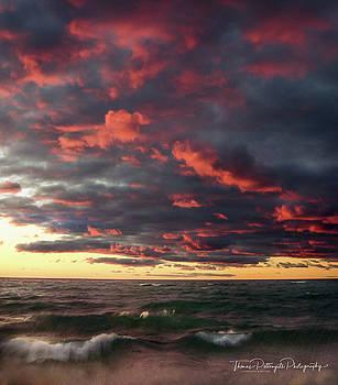 Fire In The Sky by Thomas Pettengill