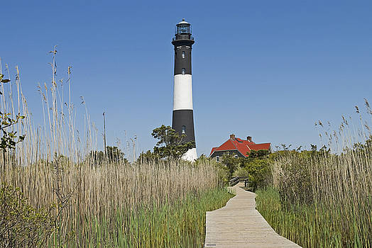 Fire Island Lighthouse by Andrew Kazmierski