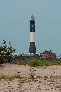 Fire Island Lighthouse by Jose Oquendo