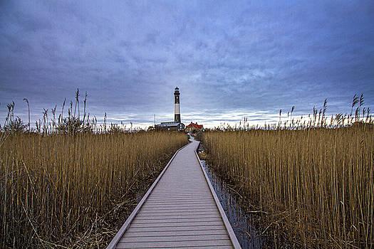 Fire Island Lighthouse by Robert Seifert