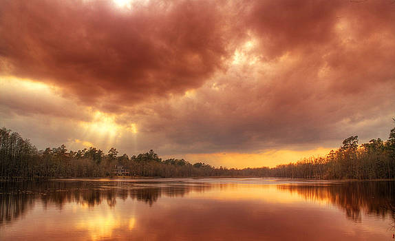 Fire Lake by Jason Rossi