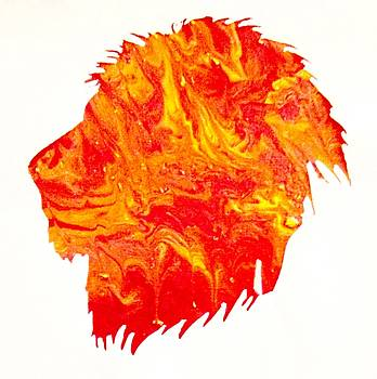 Fire Lion by Carol Blackhurst
