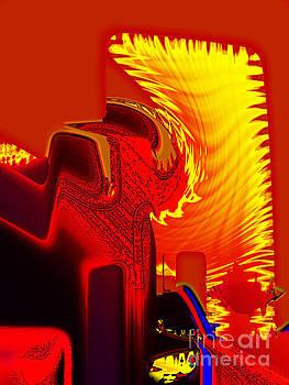 Fire Maestro by Tom Hubbard