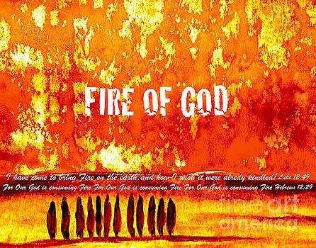 Fire of God by Wonju Hulse