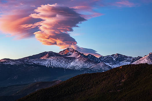 Fire on the Mountain by Sean Ramsey