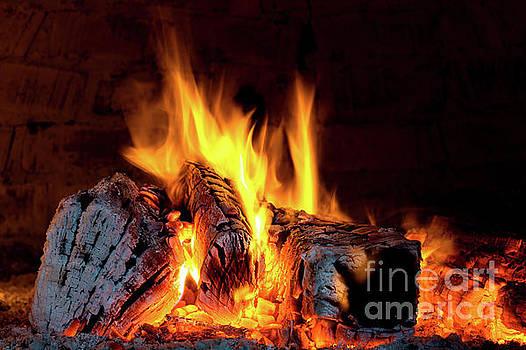 Fire by PhotoGranary