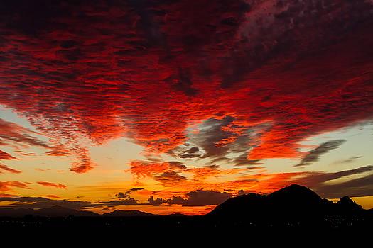 Fire Sky by Mark Spomer