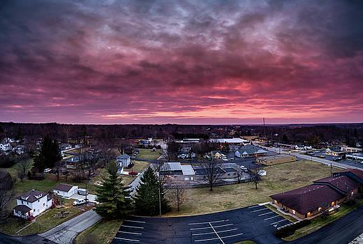 Fire Sky by Nick Smith