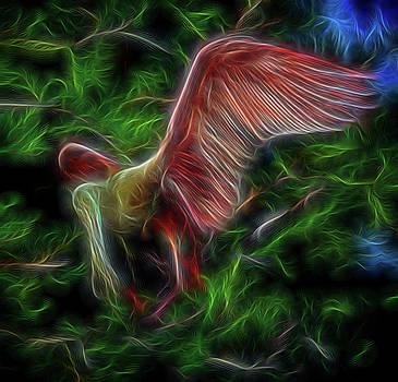 Fire Spirit 2 by William Horden