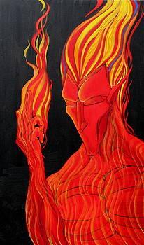 Fire by Stefan Johnson