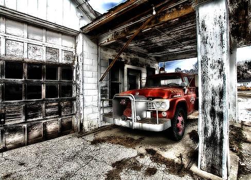 Fire Truck by Steve ODonnell