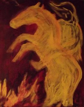 Fire Warrior by Will Logan