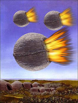 Gravityx9  Designs - Fireballs