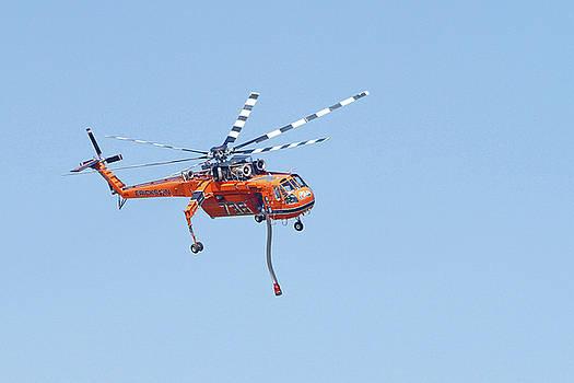 Firefighters in Flight by Shoal Hollingsworth