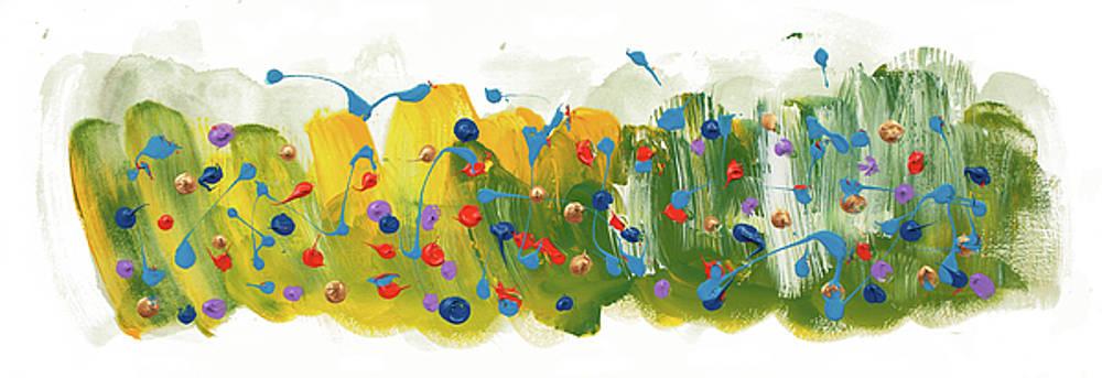 Fireflies by Bjorn Sjogren