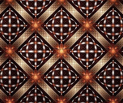 Anastasiya Malakhova - Fireflies - Pattern - Fractal