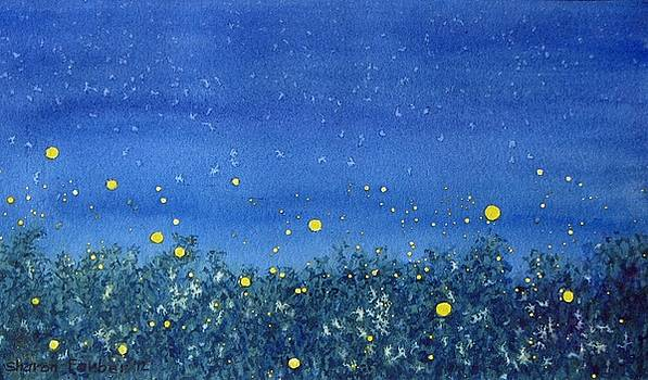 Fireflies by Sharon Farber