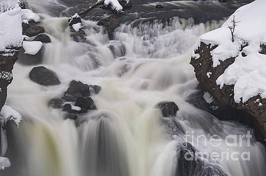 Bob Phillips - Firehole River Cascades